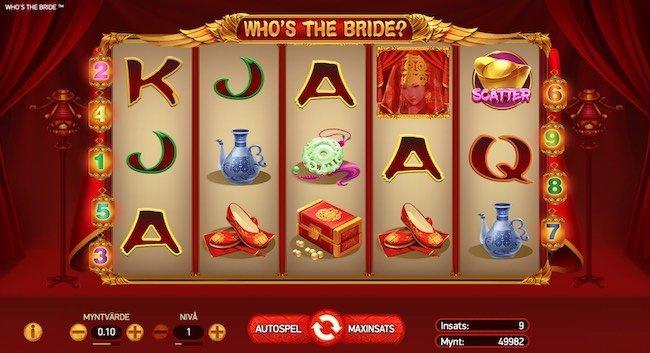 Who's the bride – ny klon på Dead or Alive