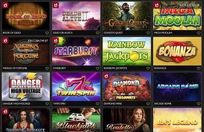 GDay Casino spelautomater
