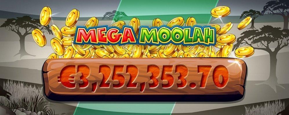Mega Moolah storvinst