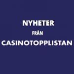Äntligen nya vimplar hos CasinoTopplistan