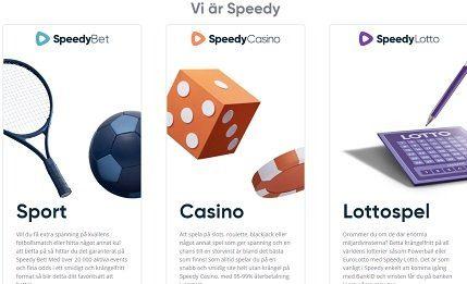 Speedybet med caisino och lotto