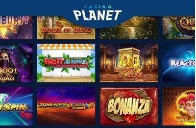 casino planet slots