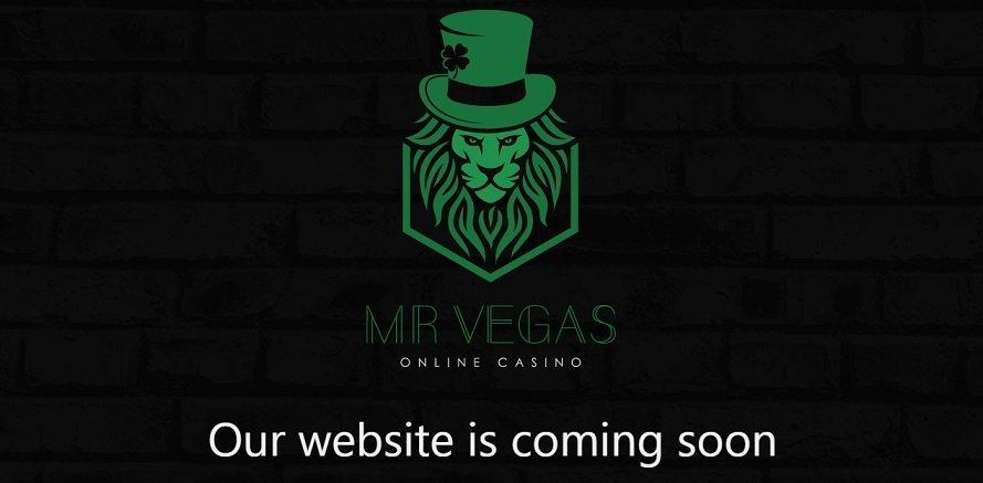 Mr Vegas casino bonus kommer snart!