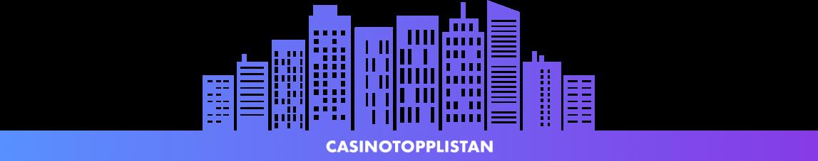 Landbaserade casino i Sverige
