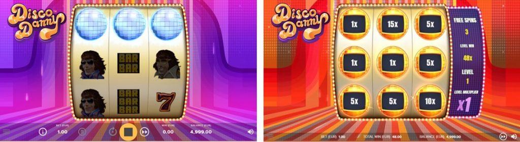 Disco Danny freespins