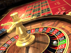 Roulette husfördel