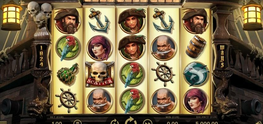 Rage of the Seas slot recension