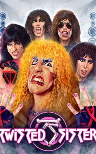 Twisted Sister slot recension