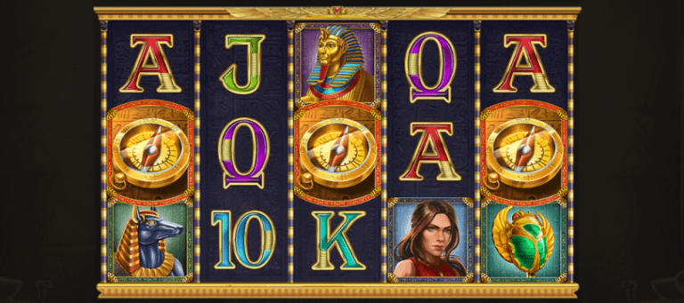 Cat Wilde and the Doom of Dead slot - scatter symbol
