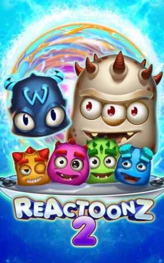 Reactoonz 2 slot recension