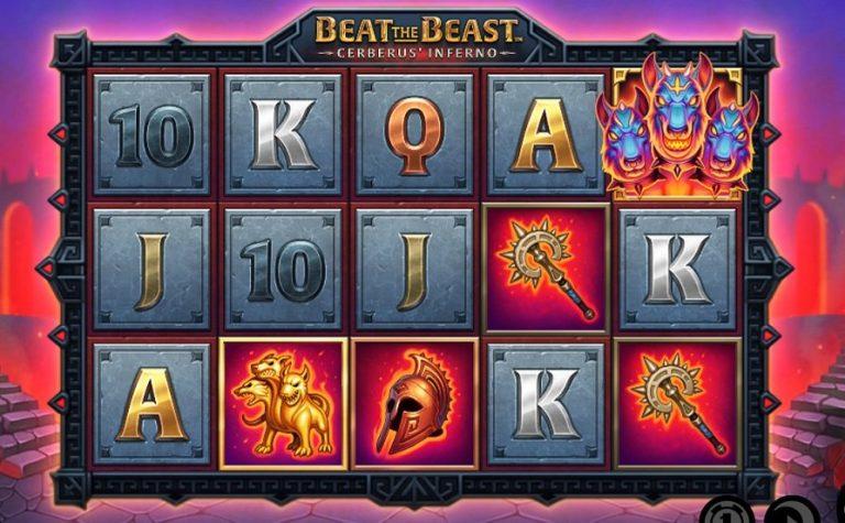 Beat the Beast: Cerberus Inferno slot recension