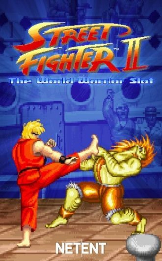 Street Fighter 2 spelautomat