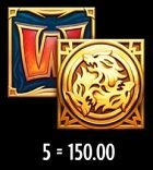 Beat the Beast: Cerberus Inferno - Wild symbol