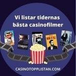 Tidernas bästa casinofilmer