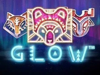 Glow - spelautomat från NetEnt