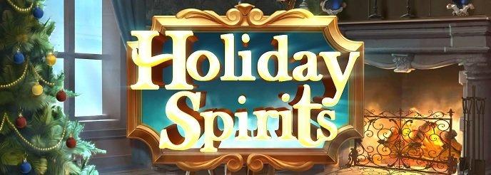 Holiday Spirits spelautomat