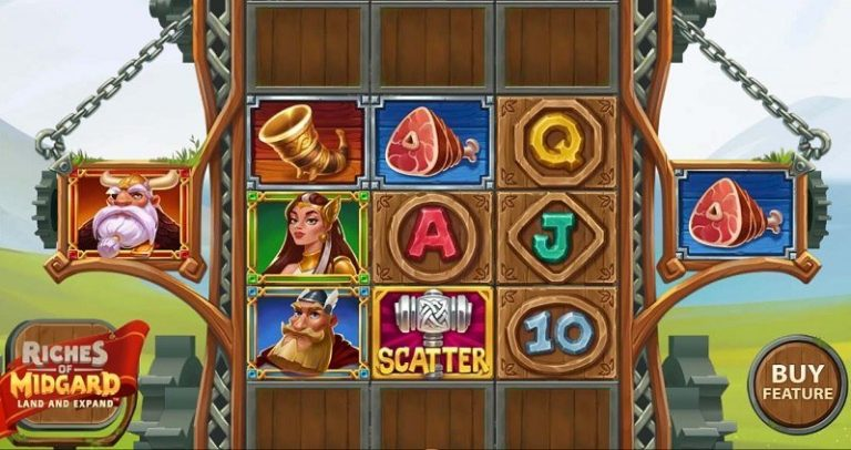 Riches of Midgard slot recension