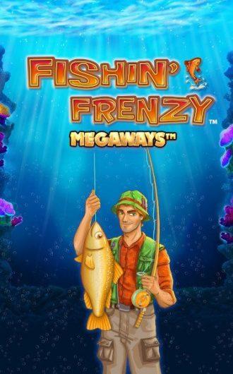 Fishin Frenzy Megaways spelautomat