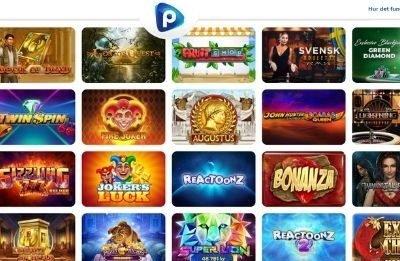 Pelaa casino spel