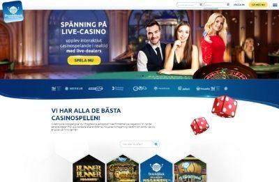 Druckglueck Hemsida Live Casino