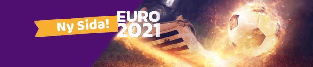 Fotbolls EM 2021- tippa med bästa odds