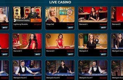 norskeautomater live casino spel