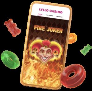 Lyllo casino mobilcasino