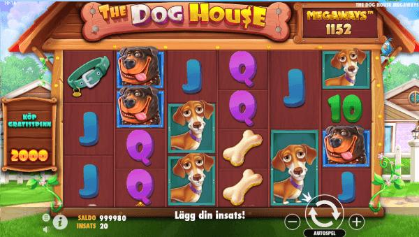 The Doghouse Megaways Slot Recension